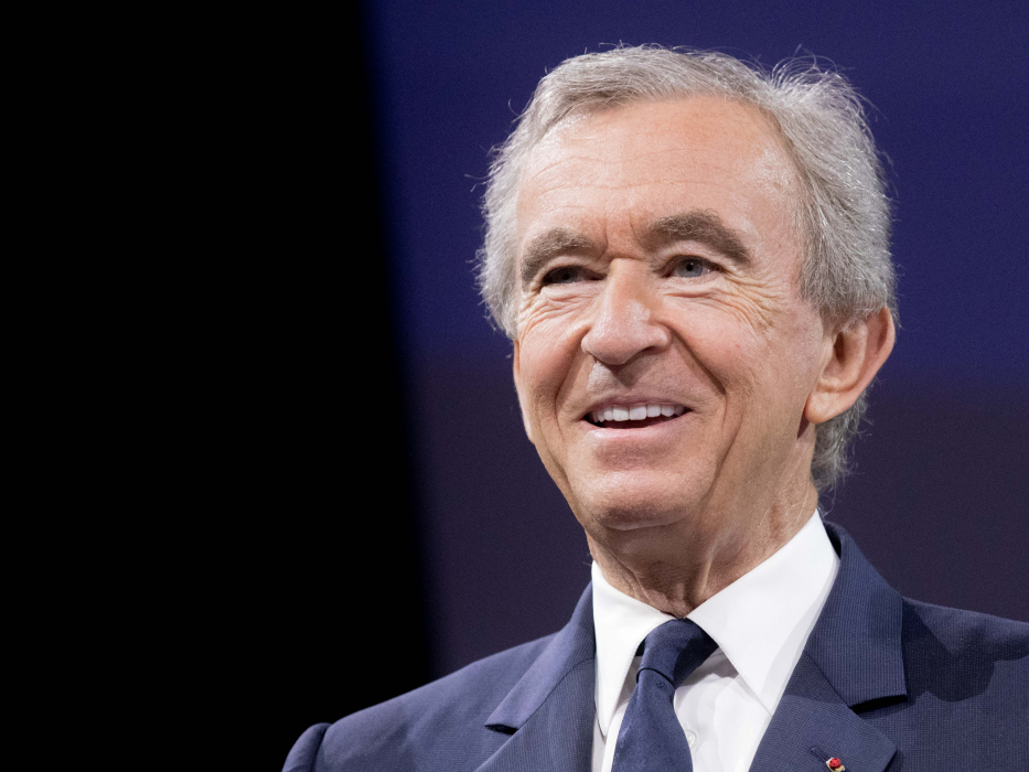 The 15 richest individuals in the fashion business, ranked